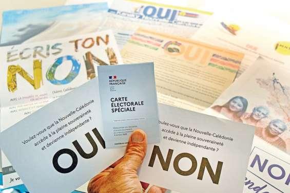 Référendum : une participation en forte hausse
