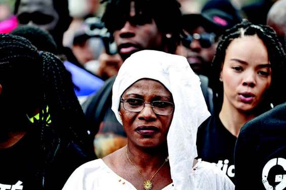 Adama Traoré, une marche pour une « convergence »