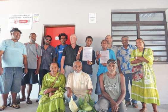 Le collège Shéa-Tiaou cultive le développement durable