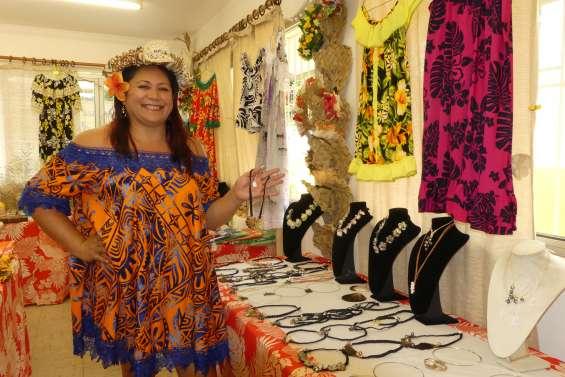 Nouméa : une boutique d'artisanat des Îles Australes ouvre au 4e-KM
