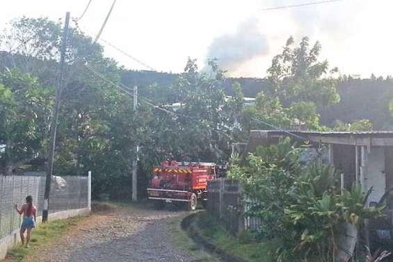 Un écobuage au départ de l'incendie