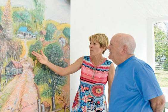« La villa-musée est le premier lieu que l'association a géré »