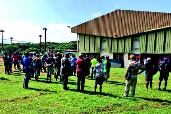 Provinciales : le Palika dans les starting-blocks