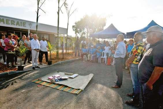 La Palmeraie, première maison de retraite de Païta, a ouvert ses portes