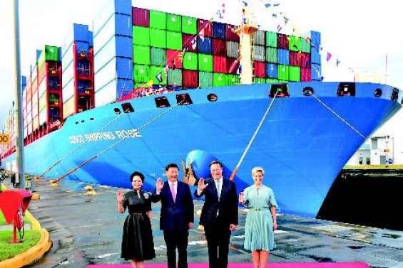 Le président chinois vient renforcer les liens avec un pays stratégique
