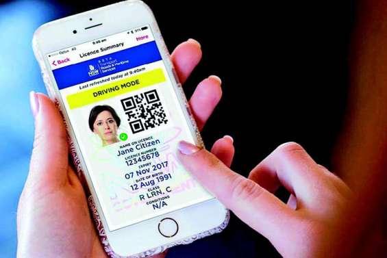 Bientôt la fin du permis de conduire physique ?