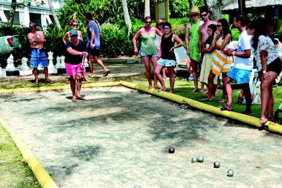 Au Méridien, le tournoi de pétanque a rassemblé les générations