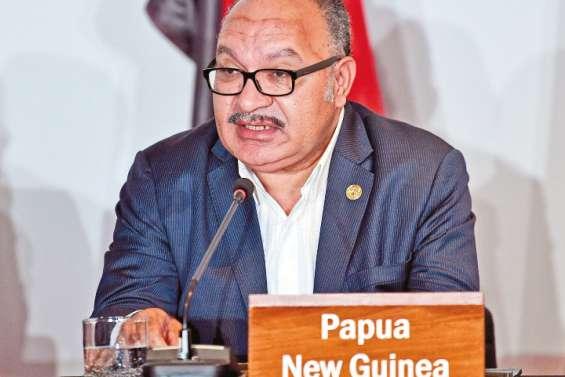 L'ancien Premier ministre de PNG arrêté pour corruption