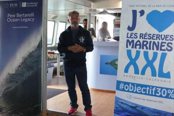 Pew lance une nouvelle campagne en faveur d'une grande réserve marine