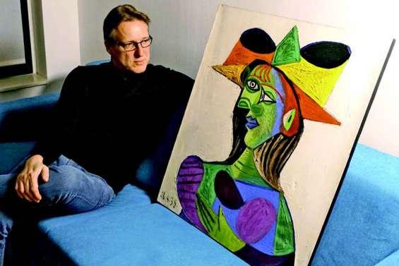 Un Picasso volé en France retrouvé 20 ans après