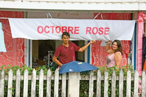 Octobre Rose, un temps pour la prévention