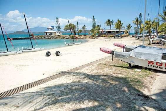 L'accès limité à la plage de la Côte-Blanche agace toujours les baigneurs