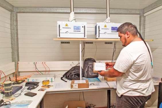 Le confinement fait nettement chuter les niveaux de pollution dans l'air à Nouméa