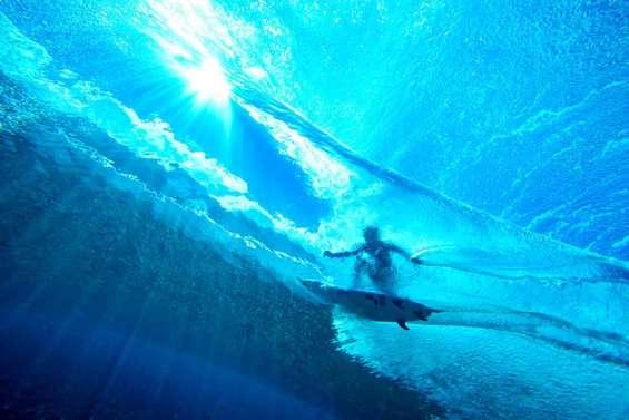 JO-2024 : Tahiti fait la course en tête pour le surf