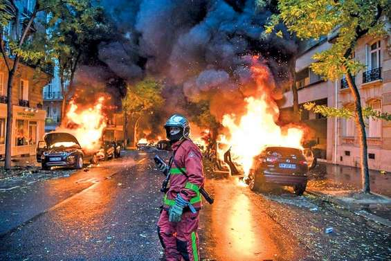 Pompiers : trois fois plus d'agressions en dix ans