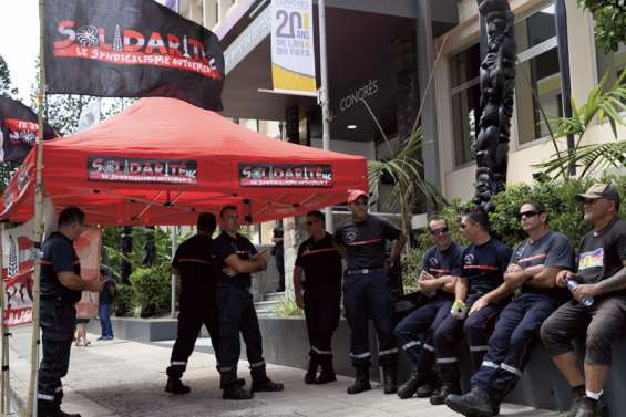 Les sapeurs-pompiers ont leur statut territorial