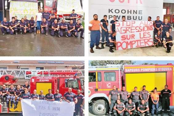 Caillassages, incivilités… Les pompiers subissent « des actes de plus en plus violents »