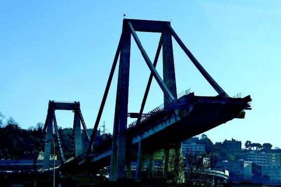 Un nouveau pont à Gênes pour Noël 2019