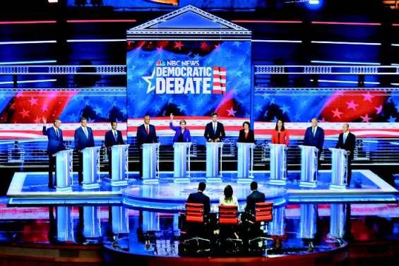Primaire démocrate : les débats sont lancés