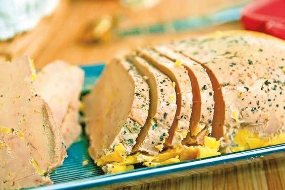 Le foie gras reprend du poil de la bête