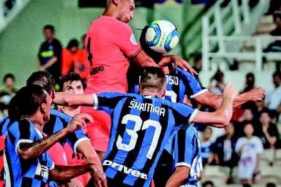Le PSG battu par l'Inter aux tirs au but