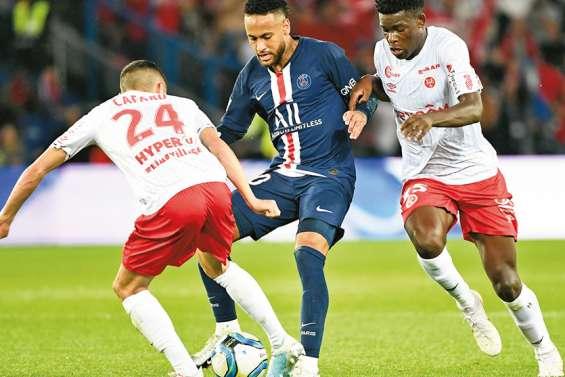 Le PSG tombe face à Reims au Parc des Princes
