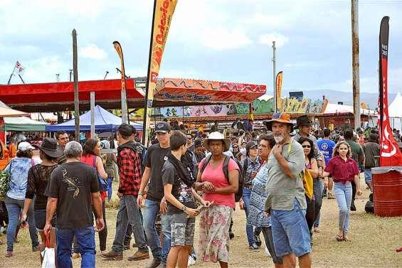 Près de 16 000 visiteurs à la 27e Foire de Koumac et du Nord