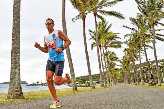 L'expérimenté Patrick Vernay s'impose sur le semi-marathon de Nouméa