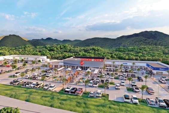 Le centre commercial Pwa-Yaya attendu pour Noël 2021 dans le Grand Nord