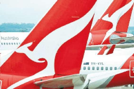 La compagnie Qantas pas vraiment fair-play