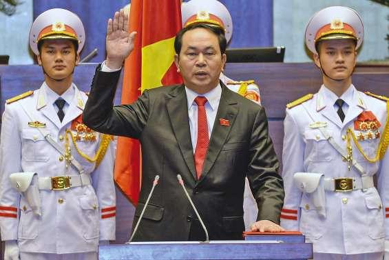 Un haut gradé de la police élu président du Vietnam