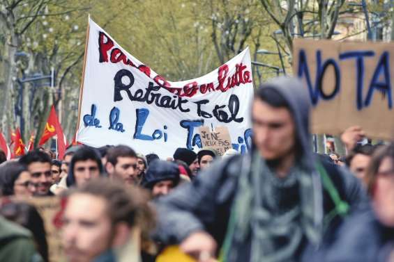 Loi Travail : une mobilisation teintée de violences