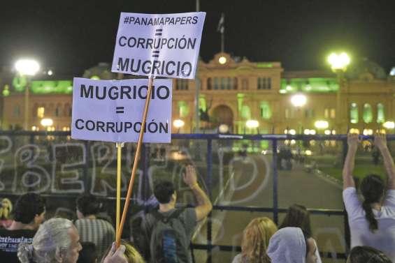 Cameron et Macri dans la tempête des « Panama papers »