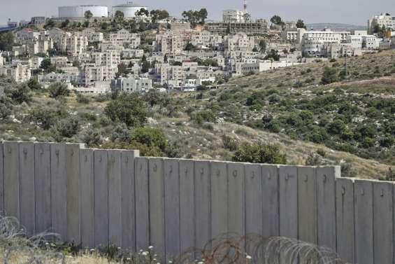 Murs et colonies : Israël poursuit son extension en Cisjordanie