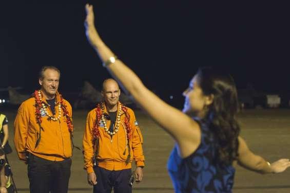Solar Impulse 2 reprend son tour du monde depuis Hawaï
