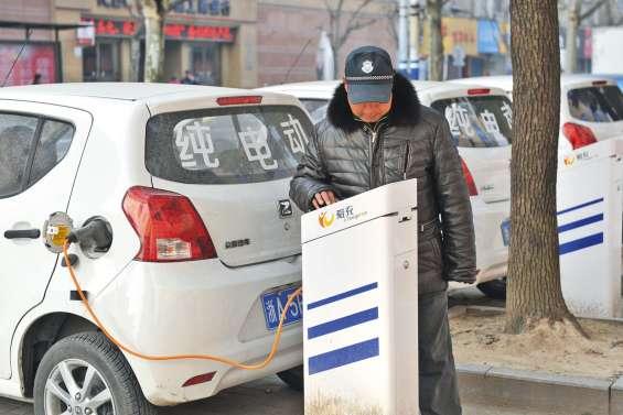 L'avenir de l'auto électriquepasse par la Chine