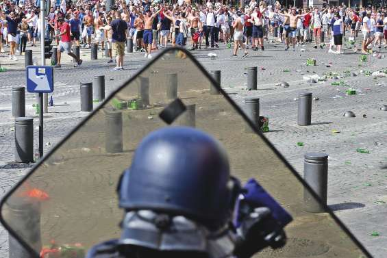 Déferlante de violences sur l'Euro 2016