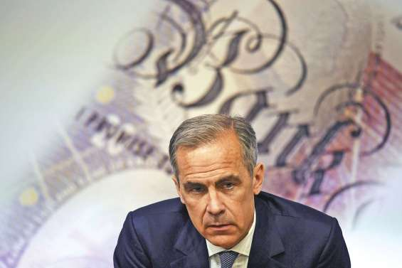 Le Brexit plombe  l'économie britannique