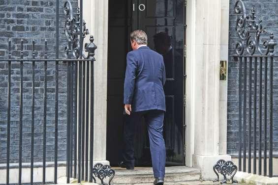 David Cameron dévoile le nom de la nouvelle Premier ministre