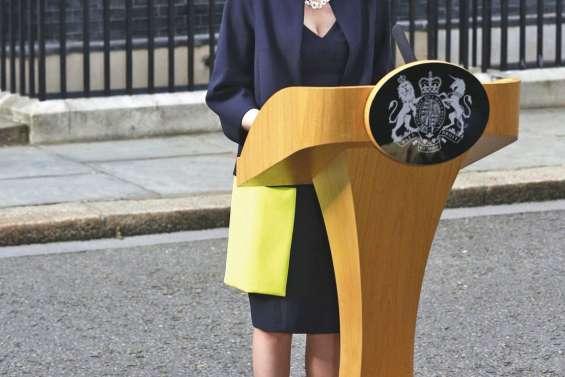 Theresa May avec Boris Johnson pour relever le défi du Brexit