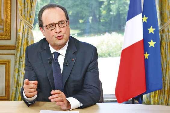 Le dernier 14-Juilletde François Hollande