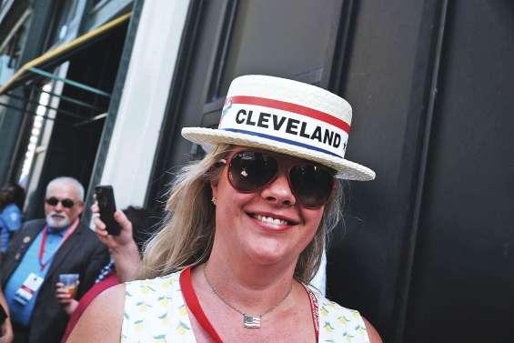 Cleveland barricadée pourla convention républicaine