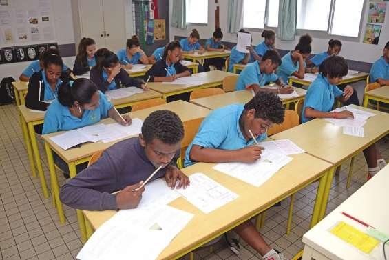 2 772 élèves à l'épreuve  des mathématiques