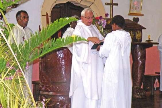 Une messe en mémoire du père Hamel