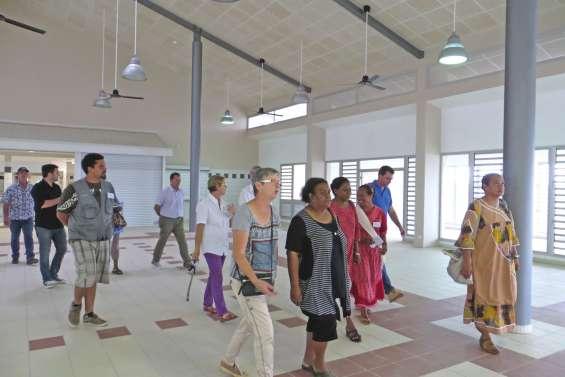 Le lycée a dévoilé ses futurs locaux lors de sa journée portes ouvertes