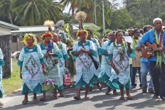 La Fête du waleï rassemble touristes et habitants à la tribu de Héo