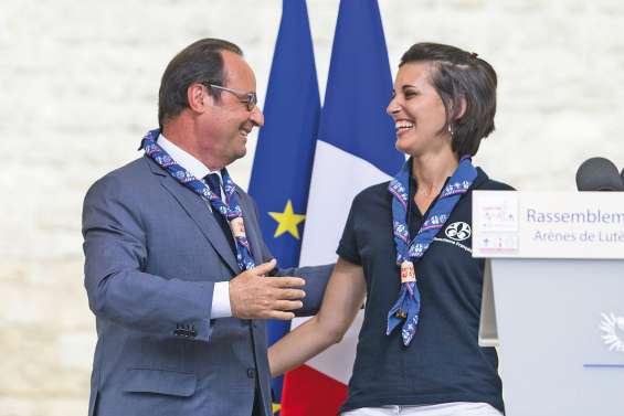Hollande et les valeurs de l'engagement