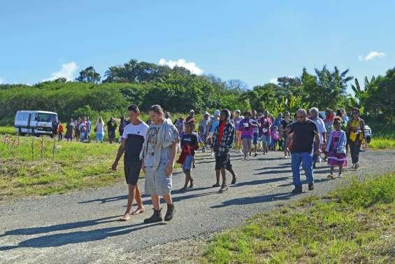 Un nouveau pèlerinage en marche à Moindou