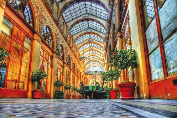 Bisbille à propos de la Galerie Vivienne à Paris