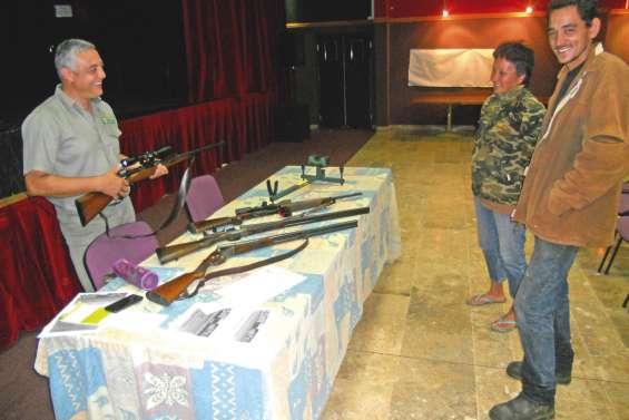 Une formation pour apprendre à chasser en toute sécurité